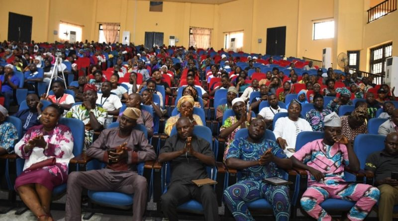 UNIOSUN Hosts 612 Osun Youths, Begins Training