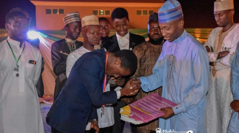 UNIOSUN Student Becomes President of National Muslim Law Students
