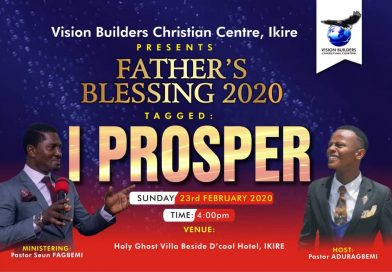 VBCC sets to hold programme tagged 'I Prosper'