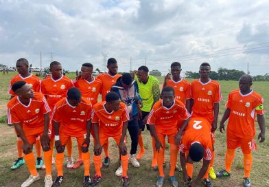 Ipetu-Ijesa Campus win cup after beating Osogbo Campus male football team