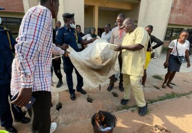 UNIOSUN holds fire safety education for students, staff